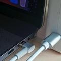 macbook pro磁吸充電線 2