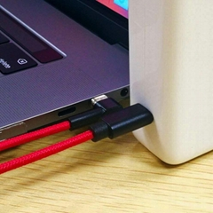MacBook Pro magnetic cable