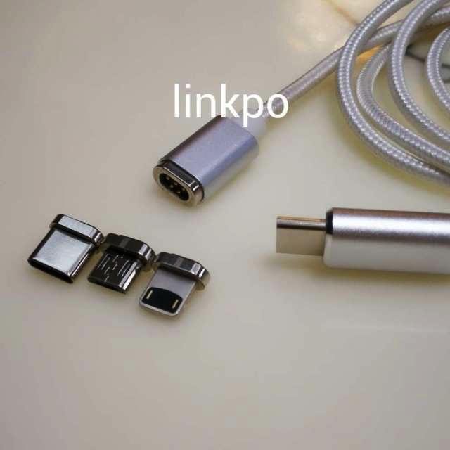 USB PD磁吸數據線 1
