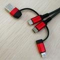 USB-C對USB-C數據線
