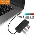 USB3.1 magnetic adaptor L-Shape 4