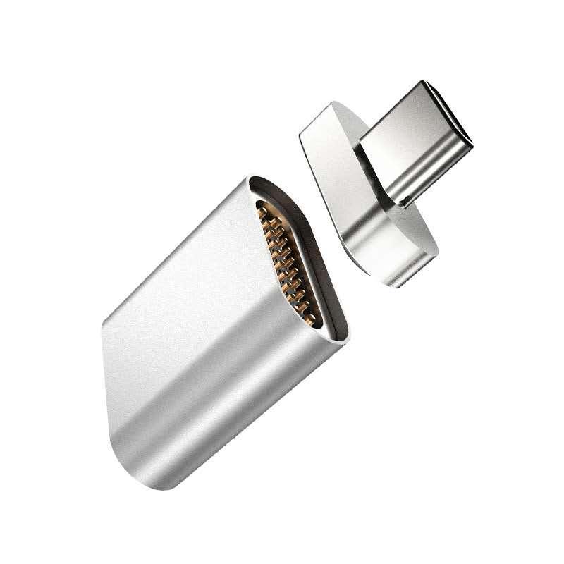USBC磁吸轉接頭直頭 7