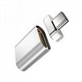 USB3.1磁吸轉接頭直頭 7