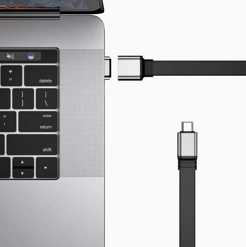 USB3.1磁吸轉接頭 4