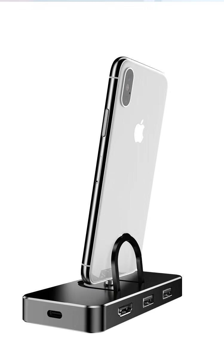 Wireless charger HUB