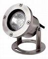 SP-15K LED Underwater Lamp