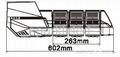 SP-SLN-190W LED Street Light