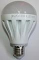 SP-/E27/B22 9W Plastic Bulb