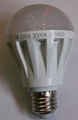 SP-E27/B22 7W Plastic Bulb