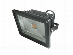 SP-FL-005 Flood Light With Black Paint
