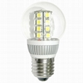 SP-E14/E27/B22 LB60 SMD LED Lamp
