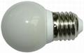 SP-E14/E27/B22 LB45 SMD LED Bulb Lamp