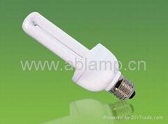 12V DC solar lamp CFL 7W 9W 11W 13W
