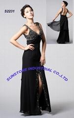 S2231  evening dress