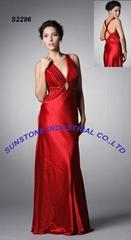 Evening dress S2296