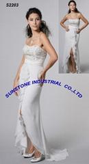 S2203 Evening dress