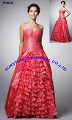 Prom dress P1014
