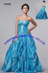 P1023 Prom  dress