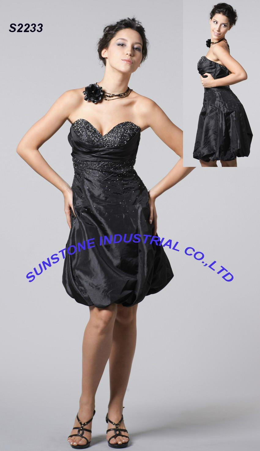 Evening dress S2233 1