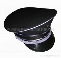 Police's Hat