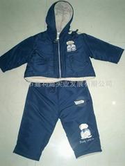 儿童棉套裝-00015