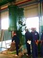 1000KG空气锤大型锻造设备