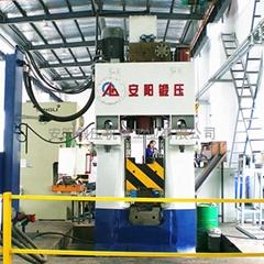 16KJ数控锤程控全液压模锻锤餐具生产锻造设备