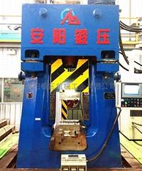 31.5KJ数控锤程控全液压模