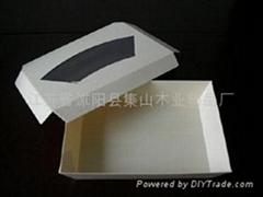 木制食品包装盒