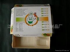 环保性快餐盒