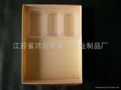 木片台湾便当盒