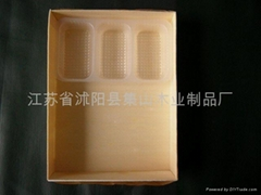 木片臺灣便當盒