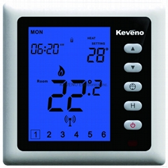 T302EB-N Manual/Programmable UFH Thermostat with Built-in Modbus Protocol
