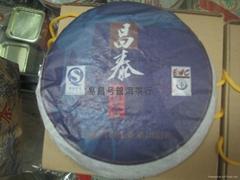 08昌泰普洱生餅