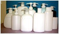Shower gel & Shampoo Bottles