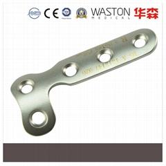 L型掌骨钢板