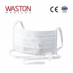 一次性使用外科口罩-綁帶式--醫用、防疫、Covid-19