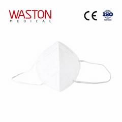 KN95口罩-耳挂式--醫護人員防護、防疫、Covid-19、BFE≥98%