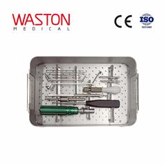 Distal Medial Radius LOC Plate Instrument Set--Orthopedic implants