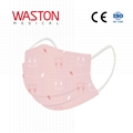Disposable Children Face Mask-pattern--Child, Epidemic prevention,Type II,BFE≥95