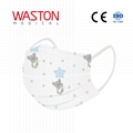 Disposable Children Face Mask-pattern--Child, Epidemic prevention,Type II,BFE≥95 3