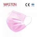 一次性使用彩色口罩--防疫、日常防护、PM2.5、Covid-19、定制生产、三层