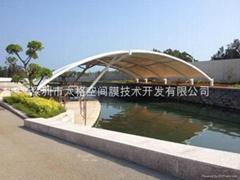 福州码头遮阳膜结构