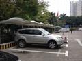 龍崗汽車站停車棚膜結構 2