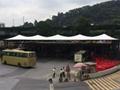 廣州汽車東站大巴車停靠站遮陽棚 2