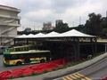 廣州汽車東站大巴車停靠站遮陽棚 5