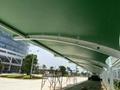 中山PVDF聚酯纤维景观遮阳棚