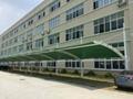 中山PVDF聚酯纖維景觀遮陽棚 3