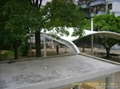 乒乓球景观膜结构