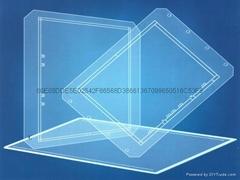 川寶曝光機玻璃